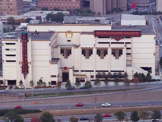 In a delicious irony of ephemera, one proposed studio will move into the former MGM Grand Casino property, itself the former home of the IRS regional offices in Detroit.