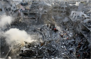 Image: Photo: Mahmud Hams/Agence France-Presse -- Getty Images/Via LA Times/via Subtopia